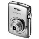NIKON › COOLPIX S 01 CHROME