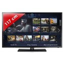 SAMSUNG › SAMSUNG - UE46F5370 Séries 5 Edge LED - 46 pouces (117 cm) - 100 Hz - HD TV 1080p - Smart TV (TV connectée) - DLNA + Internet