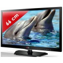 LG › LG - 26LN450B Edge LED - 26 pouces (66 cm) - 100 Hz - HD TV - 2 HDMI - USB