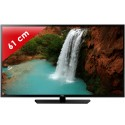 HAIER › HAIER - LE24M600CF - Edge LED - 24 pouces (61 cm) - 200 Hz - HD TV 1080p- 2 HDMI - USB