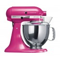 KITCHENAID › KitchenAid - Robot sur socle Artisan Fuschia 4.8L (5KSM150PSECB)