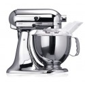 KITCHENAID › KitchenAid - Robot sur socle Artisan Chrome 4.8L (5KSM150PSECR)