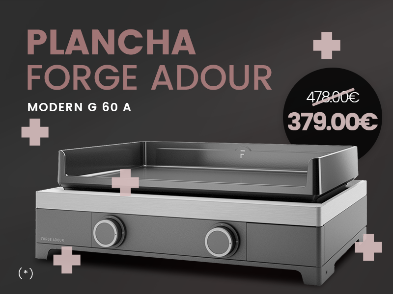 BLACK FRIDAY - PLANCHA