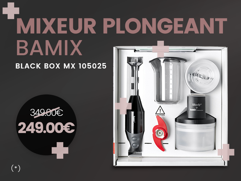 BLACK FRIDAY -  MIXEUR