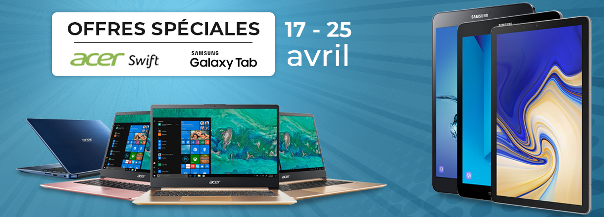 Awer Swift Tablette Samsung