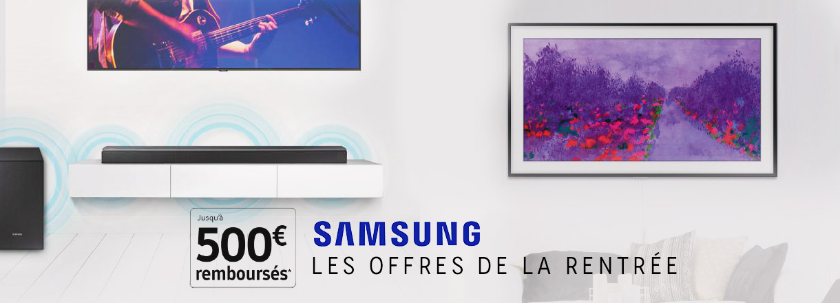 Offres Samsung