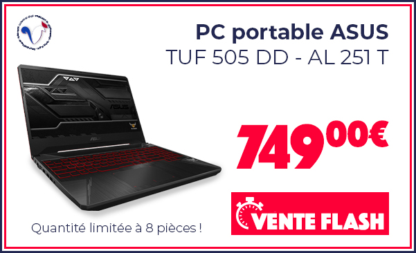 FRENCH DAYS ordinateur portable ASUS