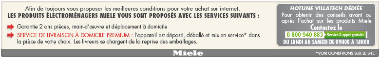 Services Miele