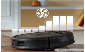 ROOMBA 980 puissance
